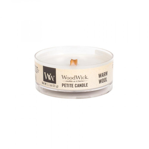 WoodWick Petite Candle-Warm Wool