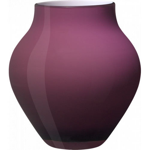 Oronda Vase gross soft raspberry