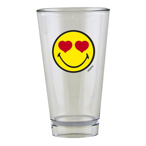 Zak! - Szklanka 300 ml, Love, Smiley