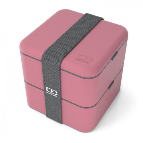 Monbento - Lunchbox Bento Square Blush