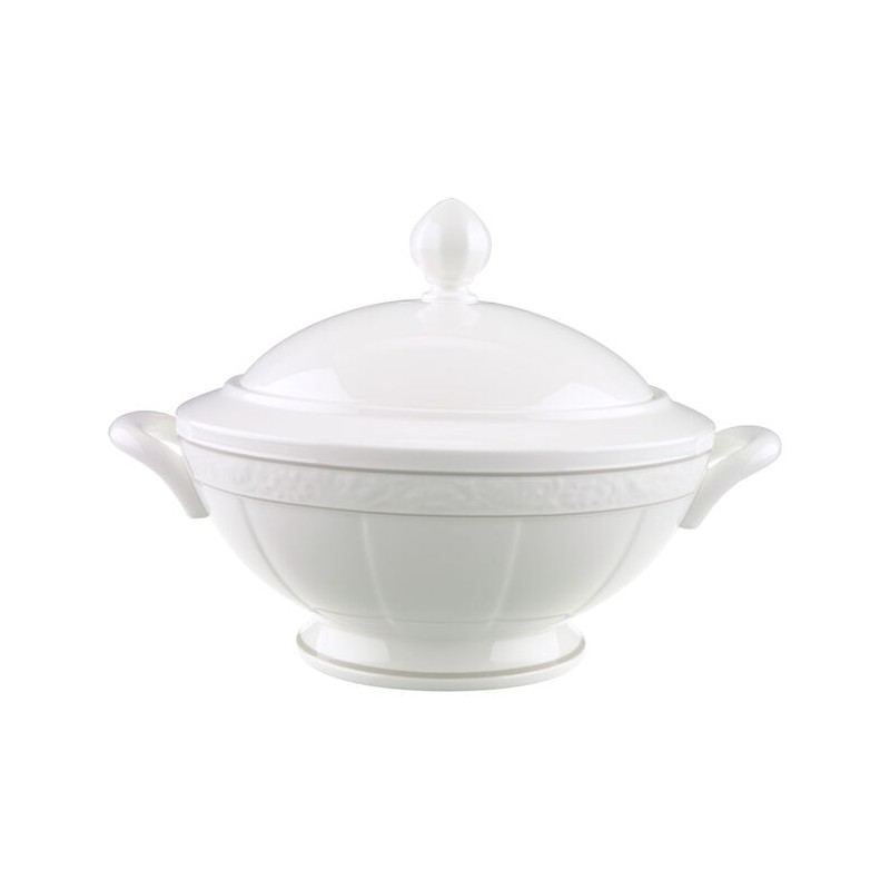 Gray Pearl Round soup tureen 2,80l