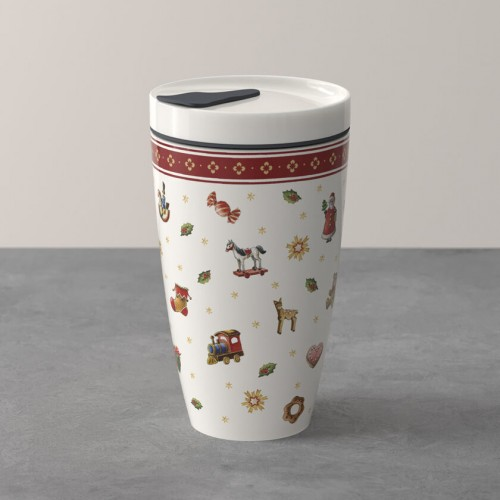 Kubek Coffee To Go Toys Delight 0,35l VB