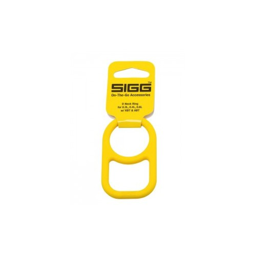 Uchwyt SIGG D-Neck Ring Yellow