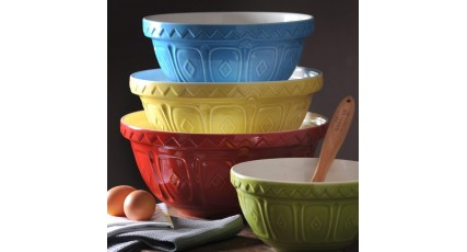 Colour Mix Mixing Bowls