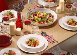 Strefa serwowania do stołu