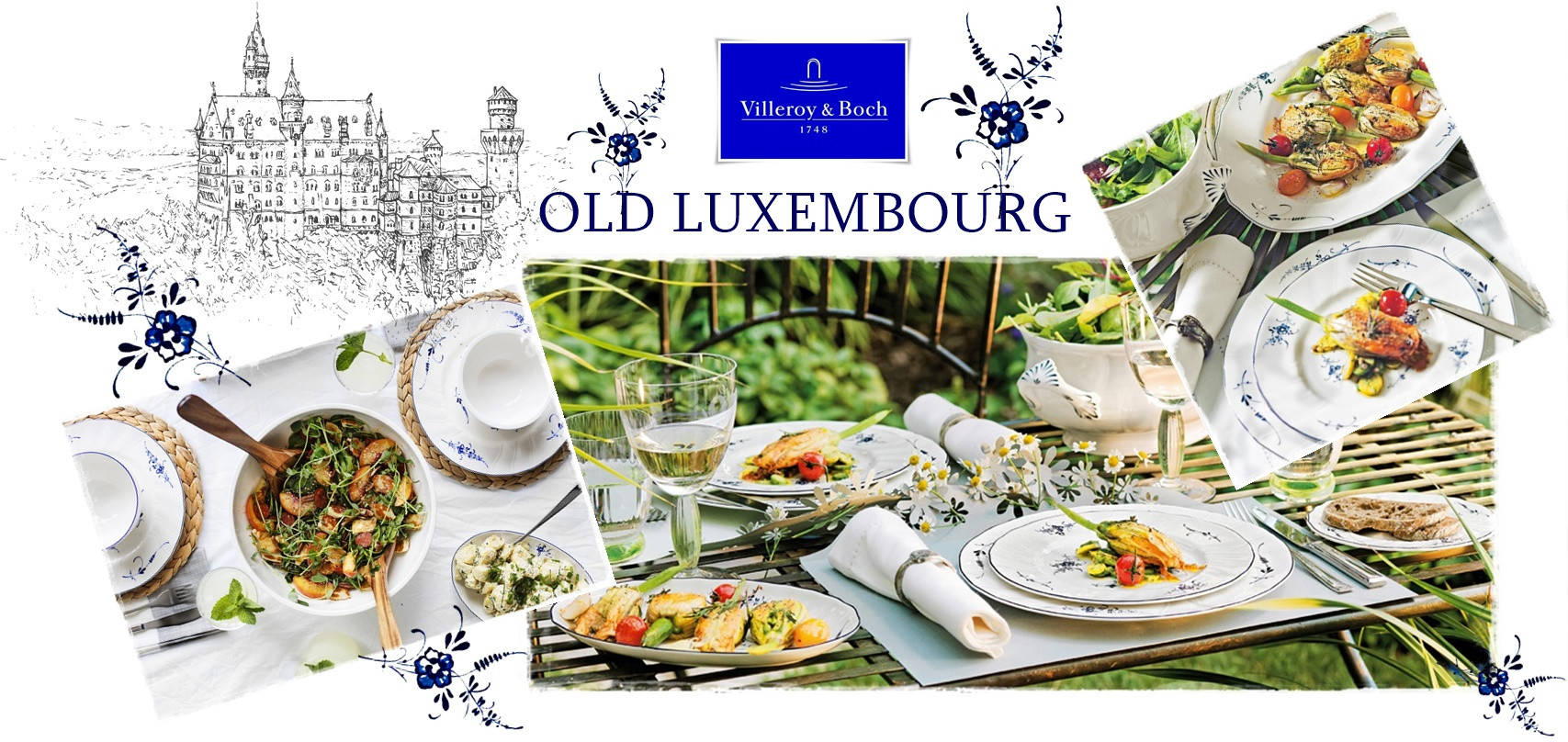 Villeroy&Boch OLD LUXEMBOURG